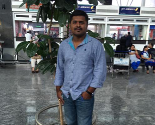 Mr. Mahesh Nayak, Electrical Engineer, Oman